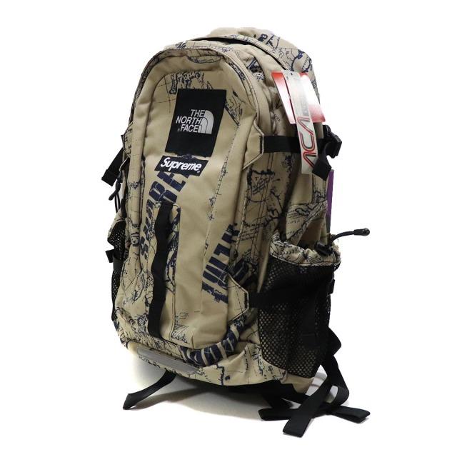 国内正規品 2012SS Supreme × The North Face Hot Shot Backpack Tan 新品未使用品 [ シュプリーム × ノースフェイス ホット ショット バックパック タン ベージュ ]