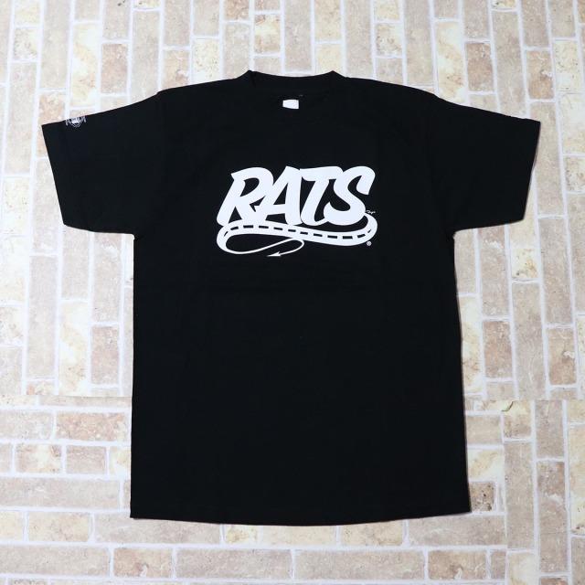 国内正規品 TENDERLOIN x RATS TEE BLACK 新品未使用品 [ テンダーロイン ラッツ Tシャツ ブラック 黒 ]