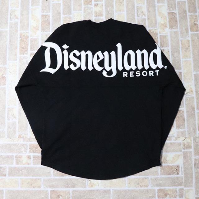 国内正規品 Disney Resort Split Jersey Black 新品未使用品 [ ディズニーリゾート スピリット ジャージ ブラック 黒 海外限定 ]