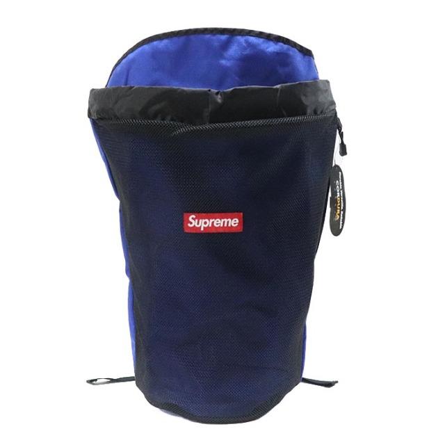 国内正規品 2015SS Supreme Mesh Backpack Blue 新品未使用品 [ シュプリーム メッシュバックパック ブルー 青 ]
