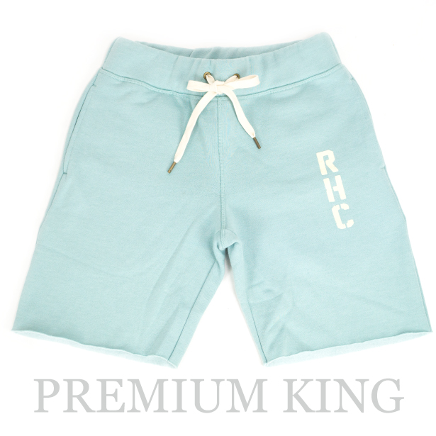 16SS RHC Ron Herman Original Puffy Shorts Sweat Pants Light Blue 新品未使用品 [ ロンハーマン オリジナル スウェットパンツ パフィー ショーツ ハーフパンツ ライトブルー ]