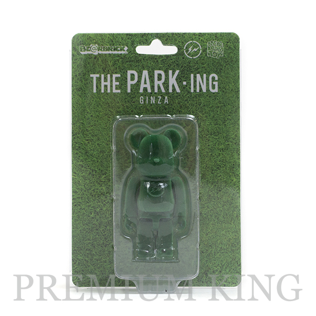 MEDICOM TOY BE@RBRICK fragment design THE PARK ING GINZA 100% 新品未開封品 [ メディコムトイ ベアブリック フラグメント デザイン ザ・パーキング銀座 ]