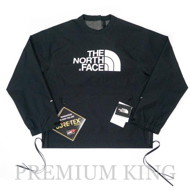 国内正規品 2018SS THE NORTH FACE × HYKE GTX MOUNTAIN TOP BLACK 新品未使用品 [ TNF ノースフェイス ハイク ゴアテックス マウンテン トップ ブラック NPW183HY ]