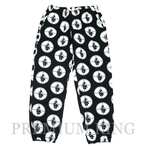 国内正規品 2018SS Supreme/Undercover/Public Enemy Skate Pant Black 新品未使用品 [ シュプリーム アンダーカバー パブリックエネミー スケート パンツ ブラック ]