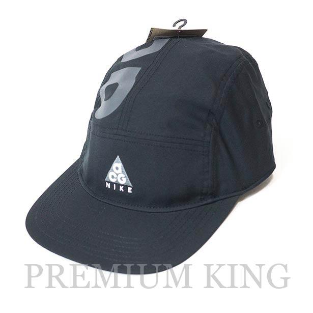 国内正規品 2018SS NIKE ACG CAP Black 新品未使用品 [ ナイキ エーシージー キャップ ブラック 黒 ]