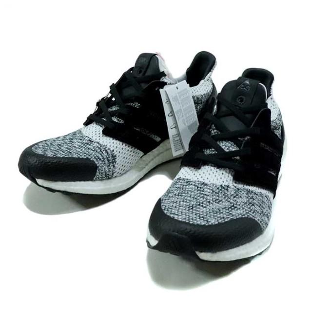 国内正規品 adidas Consortium SNEAKER EXCHANGE Sneakersnstuff × Social Status UltraBOOST Ftwwht/Ftwwht/Black BY2911 新品未使用品 [ アディダス コンソーシアム スニーカーズスタッフ ソーシャルステータス ウルトラブースト ブラック ]