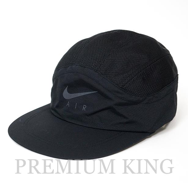 国内正規品 2017AW Supreme × Nike Trail Running hat Black 新品未使用品 [ シュプリーム ナイキ トレイル ランニング ハット CAP キャップ ブラック 黒 ]