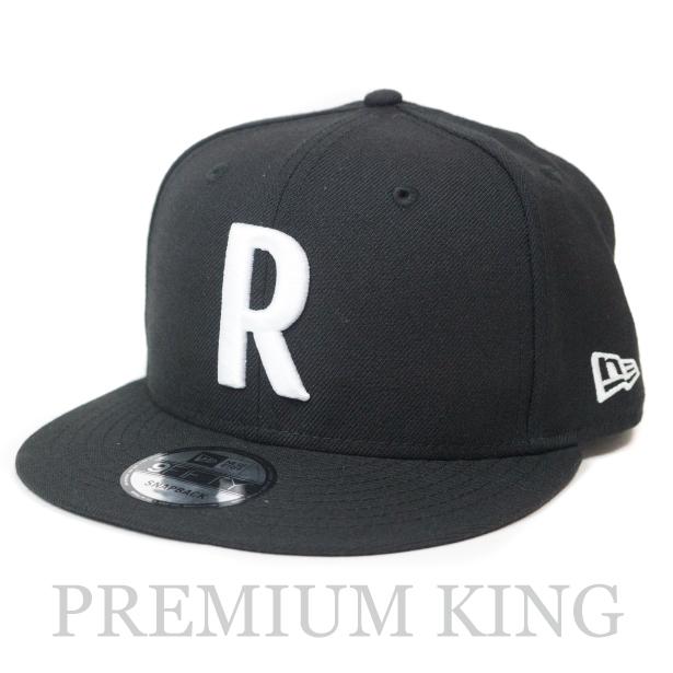 国内正規品 2017FW Ron Herman New Era for RHC Logo Cap BLACK 新品未使用品 [ ロンハーマン ニューエラ Rロゴ キャップ ブラック 黒 ]