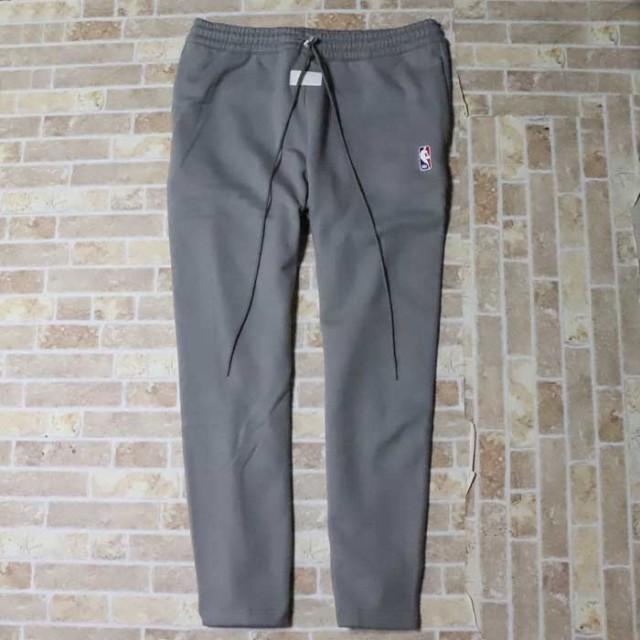 国内正規品 NIKE x Fear of God Warm Up Pants Grey 新品未使用品 [ ナイキ フィア オブ ゴッド フォグ ウォームアップ パンツ グレー ]