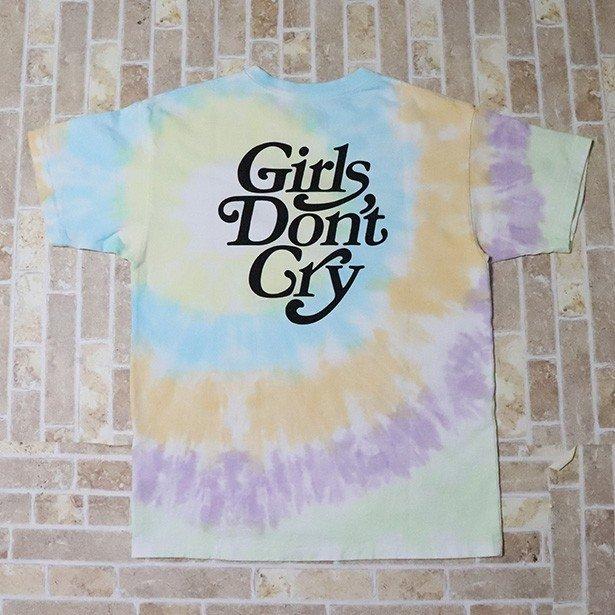 国内正規品 2018AW Girls Don't Cry × READYMADE Logo Tee Multi 新品未使用品 [ ガールズ ドント クライ レディメイド ロゴ Tシャツ マルチ ]