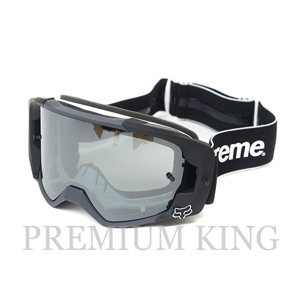 国内正規品 2018SS Supreme Fox Racing VUE Goggles Black 新品未使用品 [ シュプリーム フォックスレーシング ゴーグル ブラック ]