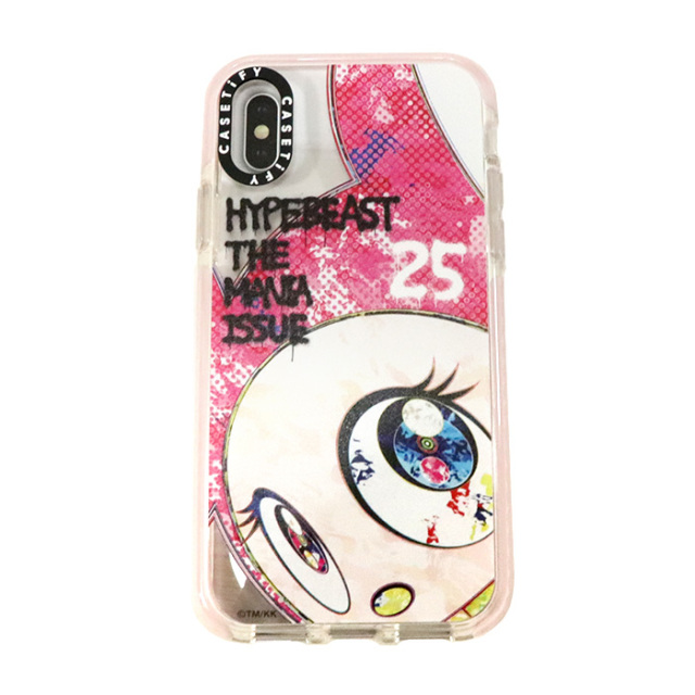 正規品 村上隆 iPhone XS / X ケース Red 新品未使用品 [ Takashi Murakami カイカイキキ kaiakaikiki ]