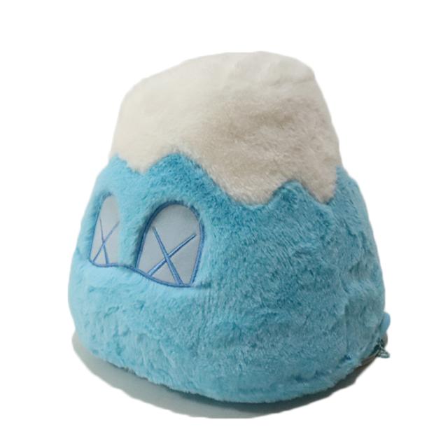 正規品 2019SS KAWS HOLIDAY JAPAN 8″ Mount Fuji Plush Blue 新品未使用品 [ カウズ ホリデー ジャパン 富士山 プラッシュ ぬいぐるみ ブルー 青 ]