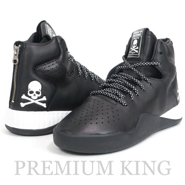 国内正規品 MASTERMIND × adidas Originals TUBULAR INSTINCT BA9727 Black 新品未使用品 [ マスターマインド アディダス オリジナルス チュブラー インスティンクト ブラック 黒 コラボ ]