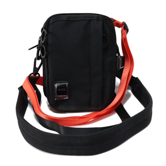 正規品 2019 M+RC NOIR Mini Black Trap Bag Black 新品未使用品 [ マルシェノア ミニ ブラック トラップ バッグ ショルダーバッグ ポーチ 黒 ]
