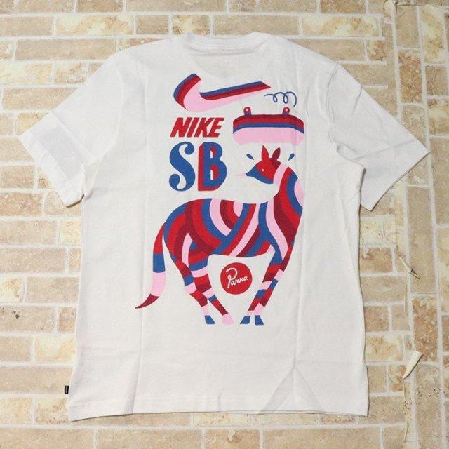 国内正規品 2019SS Piet Parra x NIKE SB Tee White 新品未使用品 [ パイエット パラ ナイキ Tシャツ ホワイト 白 ]