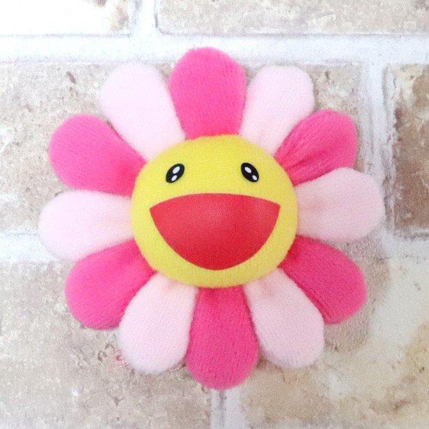 国内正規品 kaikaikiki 村上隆 Flower Keychain Pink 新品未使用品 [ カイカイキキ フラワー お花  キーチェーン ピンク ]