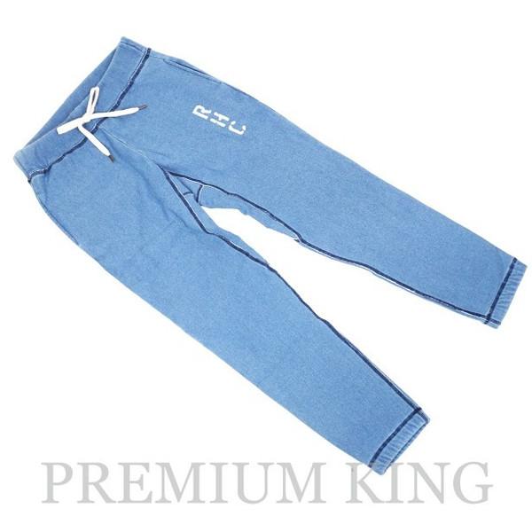 2016SS Ron Herman RHC Original Indigo Sweat Pants 未使用品 [ ロンハーマン オリジナル インディゴ スウェットパンツ ブルー ]