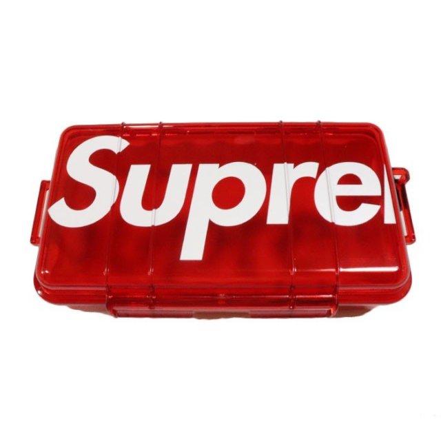 国内正規品 2019AW Supreme Pelican 1060 Case Red 新品未使用品 [シュプリーム ペリカン ケース レッド 赤 ]