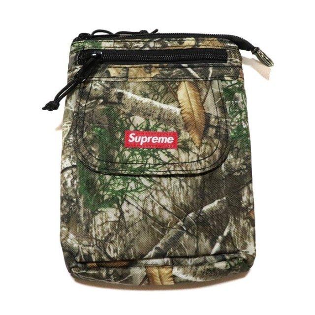 国内正規品 2019AW Supreme Shoulder Bag Tree Camo 新品未使用品 [シュプリーム ショルダーバッグ ツリーカモ 迷彩 ]