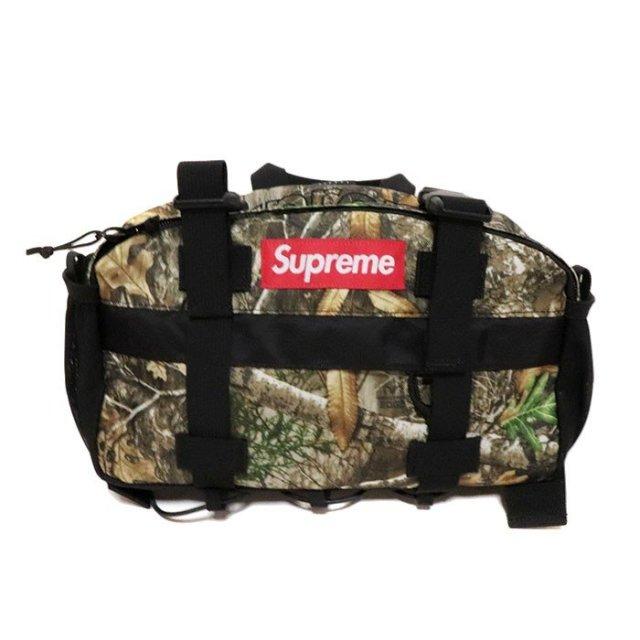 国内正規品 2019AW Supreme Waist Bag Tree Camo 新品未使用品 [シュプリーム ウエストバッグ ツリーカモ 迷彩 ]