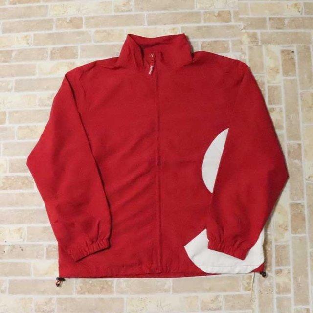 国内正規品 2019SS Supreme S Logo Track Jacket Red 新品未使用品 [ シュプリーム ロゴ トラック ジャケット レッド 赤 ]