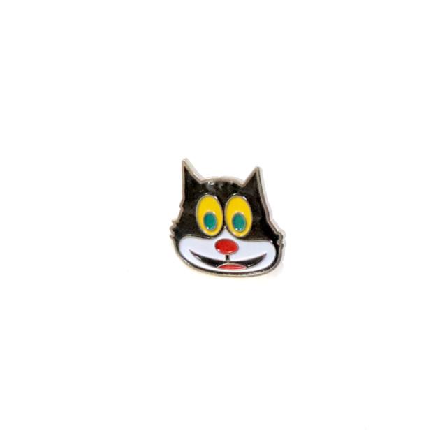 国内正規品 2015AW Supreme Mad Cat Pin 新品未使用品 [ シュプリーム マッド キャット ピン ]