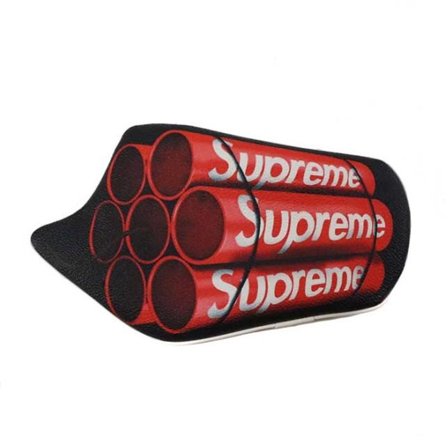 正規品 2016AW Supreme × UNDERCOVER Dynamite Pouch Black 新品同様品 [ シュプリーム アンダーカバー ダイナマイト ポーチ ブラック 黒 コラボ ]