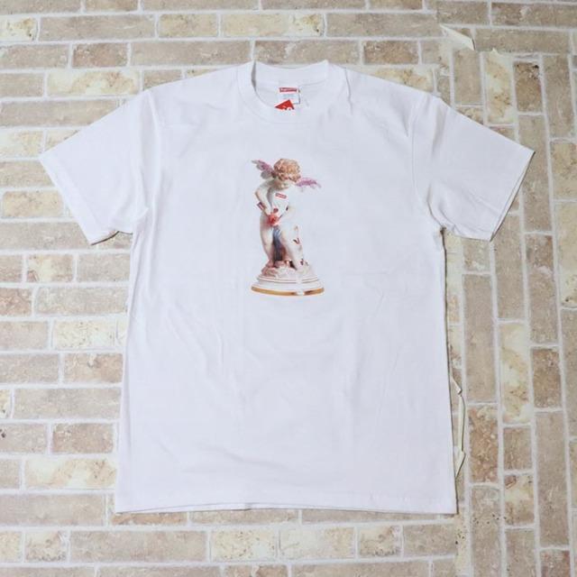 国内正規品 2019SS Supreme Cupid Tee White 新品未使用品 [ シュプリーム キューピッド Tシャツ ホワイト 白 ]