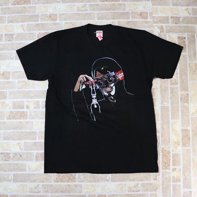 国内正規品 2019SS Supreme Creeper Tee Black 新品未使用品 [ シュプリーム クリーパー Tシャツ ブラック 黒 ]