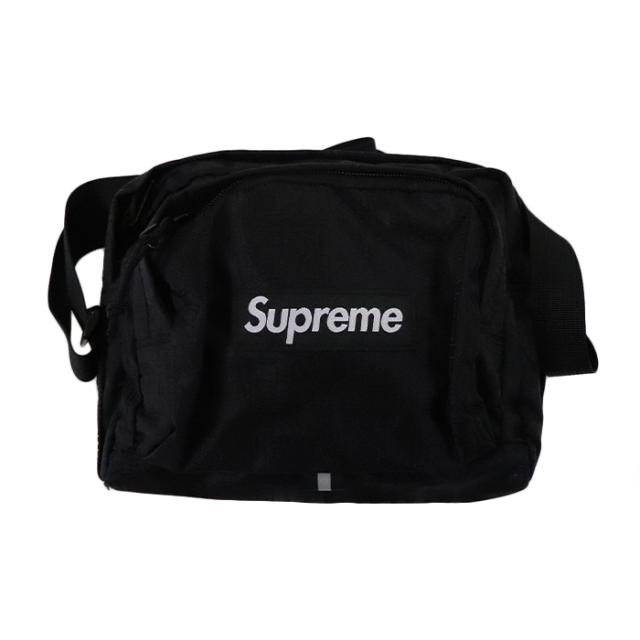国内正規品 2019SS Supreme Shoulder Bag Black 新品未使用品 [シュプリーム ショルダーバッグ ブラック 黒 ]