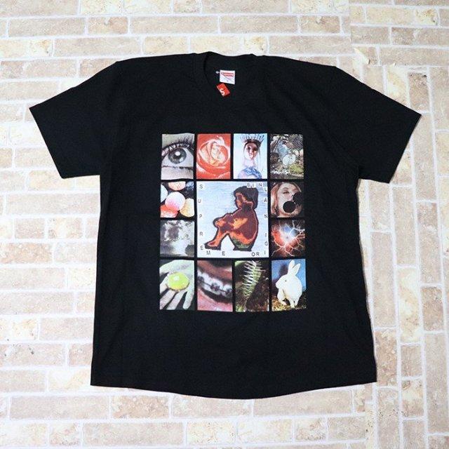 国内正規品 2019SS Supreme Original Sin Tee Black 新品未使用品 [ シュプリーム オリジナル シン Tシャツ ブラック 黒 ]