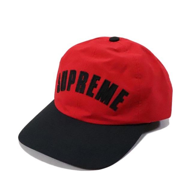国内正規品 2019SS Supreme × The North Face Arc Logo 6-Panel Red 新品未使用品 [シュプリーム ノースフェイス アーク ロゴ パネル CAP キャップ レッド 赤 ]