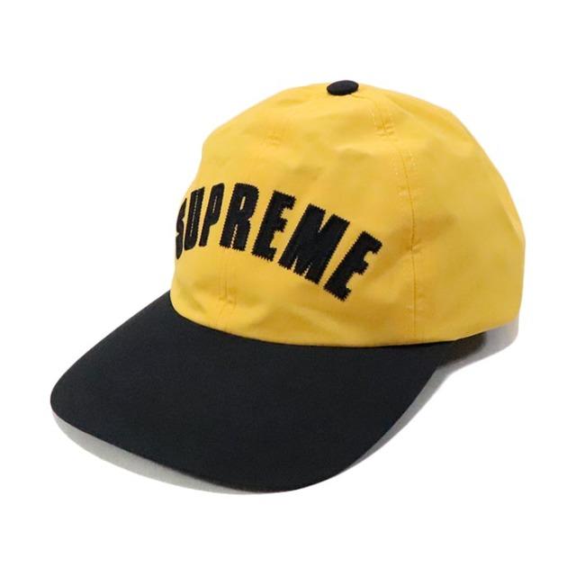 国内正規品 2019SS Supreme × The North Face Arc Logo 6-Panel Yellow 新品未使用品 [シュプリーム ノースフェイス アーク ロゴ パネル CAP キャップ イエロー 黄 ]