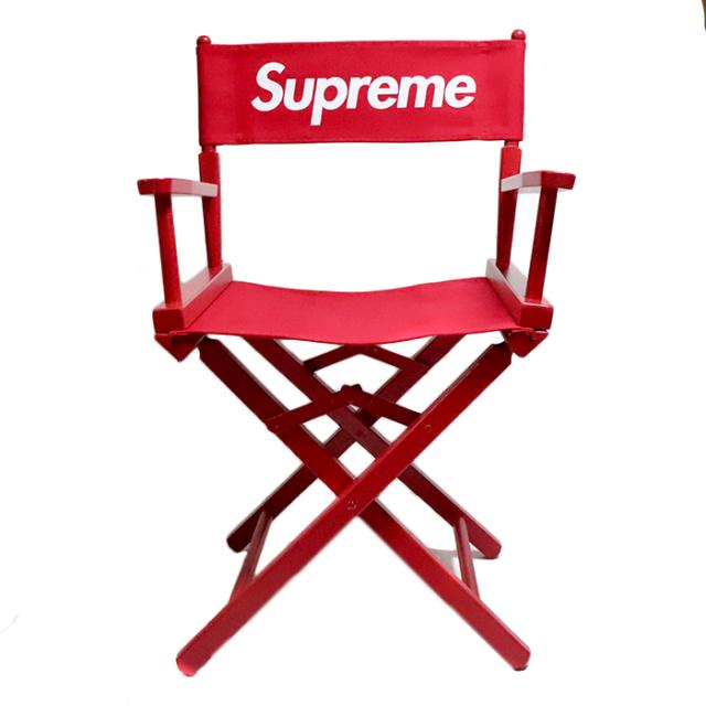 国内正規品 2019SS Supreme x Gold Medal Director's Chair Red 新品未使用品 [ シュプリーム ゴールドメダル ディレクターズ チェア レッド 赤 ]