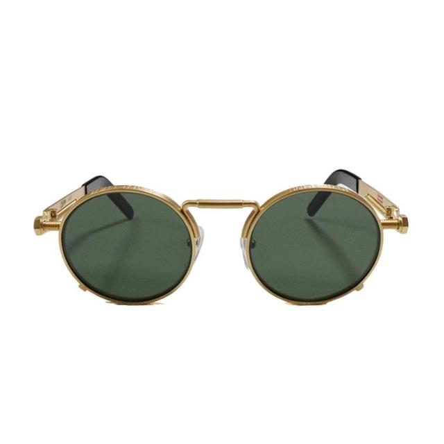 国内正規品 2019SS Supreme × Jean Paul Gaultier Sunglasses Gold 新品未使用品 [ シュプリーム ジャンポールゴルチェ サングラス ゴールド ]