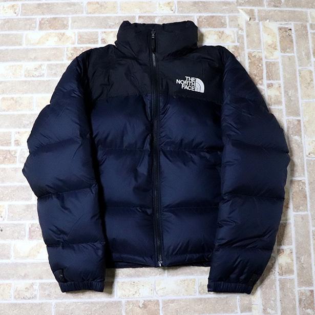 正規品 The North Face 1996 Retro Nuptse Down Jacket Navy 新品未使用品 [ ノースフェイス レトロ ヌプシ ダウン ジャケット ネイビー 紺 ]