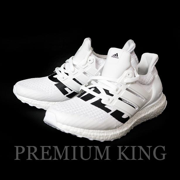 国内正規品 2018 UNDEFEATED x adidas Ultra Boost UNDFTD BB9102 White 新品未使用品 [ アンディフィーテッド アディダス ウルトラブースト ホワイト ]