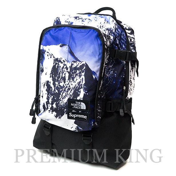 国内正規品 2017AW SUPREME × THE NORTH FACE Mountain Expedition Backpack Mountain 新品未使用品 [シュプリーム ノースフェイス マウンテン エクスペディション バックパック]