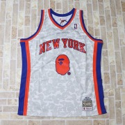 da060636 国内正規品 2018AW BAPE A BATHING APE NEW YORK KNICKS ABC BASKETBALL SWINGMAN  JERSEY TANKTOP
