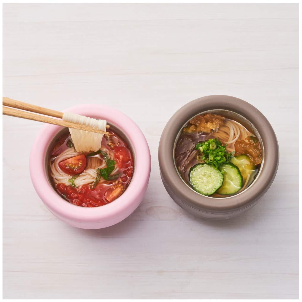 新食感ひんやり麺 シャリシャリ麺ちょこ めん猪口  ドウシシャ DOSHISHA DOSHISHA