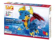 LaQ ラキュー ミスティカルビースト ドラゴン 知育 ブロック 玩具 日本製