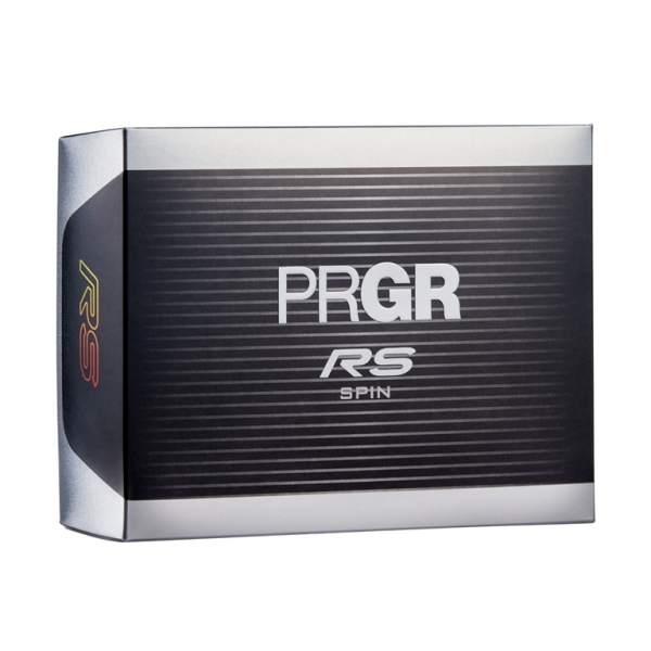 PRGR NEW RS SPIN ボール 1DZ〔2020年モデル〕