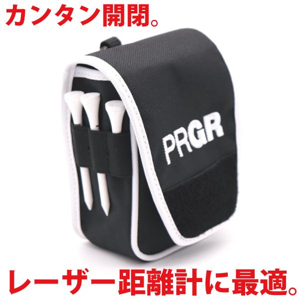 【まとめ買い対象】【直営店限定販売】PRGR 携帯型ミニポーチ