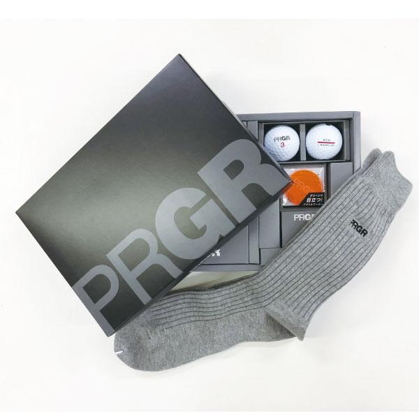 【まとめ買い対象】【直営店限定販売】PRGR ギフトセット GFS-182
