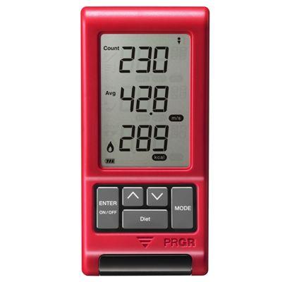 PRGR NEW RED EYES POCKET〔レッドアイズポケット〕 マルチスピード測定器