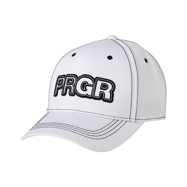 【まとめ買い対象】【新登場】PRGR ステッチキャップ PCAP-104〔2020年モデル〕