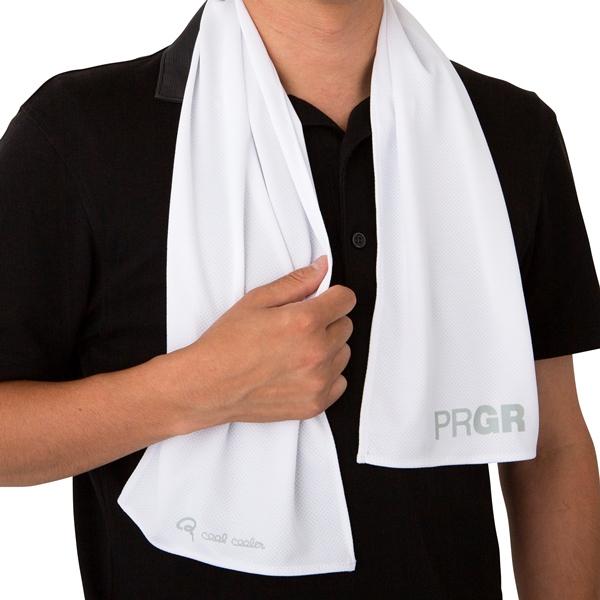 【まとめ買い対象】【熱中症対策】PRGR クーリングタオル PTCC-002