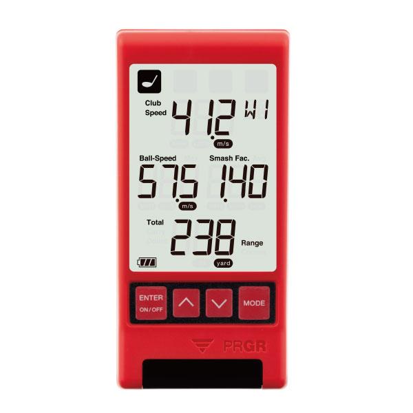 【新登場】【直営店限定販売】RED EYES POCKET〔レッドアイズポケット〕 HS-130 マルチスピード測定器 ※携帯型ミニポーチプレゼント