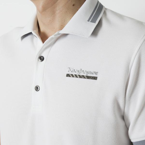 【お買い得】2016年秋冬 半袖ポロシャツ〔SH.PG-16W-P01〕※返品交換不可
